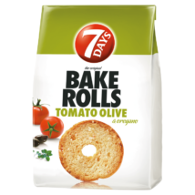 7Days Bake rolls paradicsomos-olivás 80g