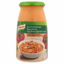 Knorr tejszínes paprikás szósz 500g
