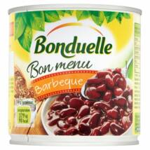Bonduelle Bon Menu Barbeque Vörösbab Barbeque mártásban 430g