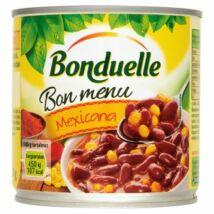 Bonduelle Bon Menu Mexicana Vörösbab Kukoricával, Enyhe Mexikói Mártásban 430g