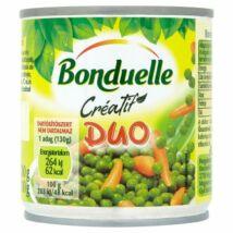 Bonduelle Duo Zöldborsó-Bébirépa keverék 200g