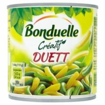 Bonduelle Duett Zöldségkeverék 400g