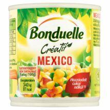 Bonduelle Mexico Zöldségkeverék 170g