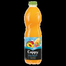 Cappy Ice Fruit Gyümölcsital őszibarack-sárgadinnye citromfű 1,5l