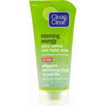 Clean & Clear Morning Energy Shine Control bőrradír 150ml