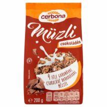 Cerbona csokoládés müzli 200g