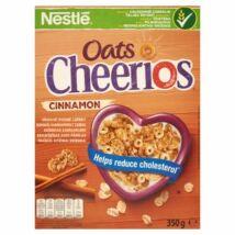 Nestlé Cheerios Oats ropogós, fahéjas gabonapehely zabbal és vitaminokkal és ásványi anyagokkal 350g