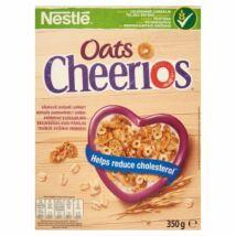 Nestlé Cheerios Oats ropogós gabonapehely zabbal vitaminokkal és ásványi anyagokkal 350g