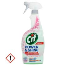 Cif Power & Shine antibakteriális spray 750 ml