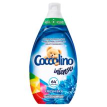 Coccolino Intense Fresh Sky öblítő szuperkoncentrátum 64 mosás 960 ml