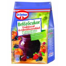 Dr. Oetker befőzőcukor fruktózzal és édesítőszerekkel 350g
