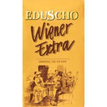 Eduscho Wiener Extra őrölt pörkölt kávé 250g