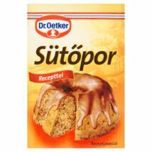 Dr. Oetker sütőpor 12g