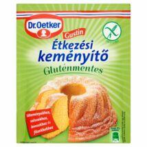 Dr. Oetker Gustin étkezési keményítő gluténmentes 80g
