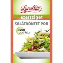 Lucullus ezersziget salátaöntet por 12g