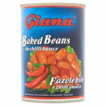 Giana Fehérbab chilis szószban 410g