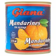 Giana mandarinbefőtt 312g