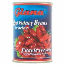 Giana Vörösbab sós lében 400g