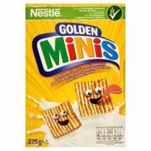 Nestlé Golden minis ropogós, keksz ízű gabonapehely teljes kiőrlésű búzával 375g