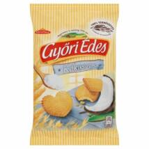 Győri Édes kókuszos omlós keksz 180g