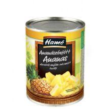 Hamé darabolt ananász 567g