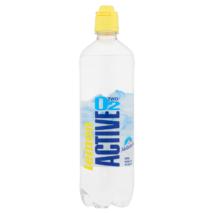 Active O2 Fitness citrom ízű ízesített víz 0,75l