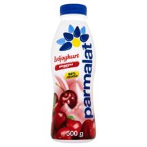Parmalat ivójoghurt meggy 500g