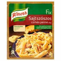 Knorr Fix Sajtszószos csirkés penne alap 40g