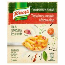 Knorr tejszínes sonkás tészta alap 44g