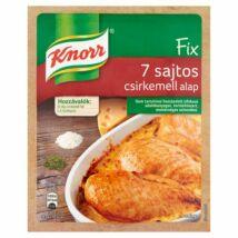 Knorr Fix 7 sajtos csirkemell alap 35g