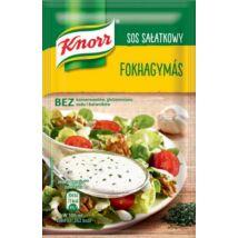 Knorr fokhagymás salátaöntet por 8g