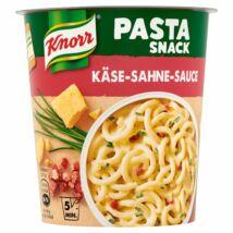 Knorr Pasta snack tészta sajtos tejszínes szósszal 71g