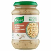 Knorr tejszínes gombás szósz 400g