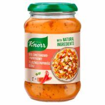 Knorr tejszínes paprikás szósz 400g