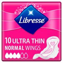 Libresse Ultra Normal egészségügyi betét 10db