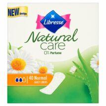 Libresse Natural Care normal tisztasági betét aloe vera kamilla kivonattal 40db