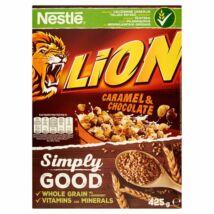 Nestlé Lion karamellás csokoládés ropogós gabonapehely 425g