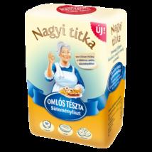 Nagyi Titka omlós tészta süteményliszt félfogós 1kg
