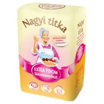 Nagyi Titka süteményliszt extra finom 1kg