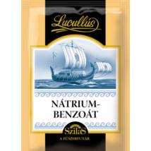 Lucullus nátrium-benzoát 15g