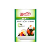 Lucullus kapros salátaöntet por 12g