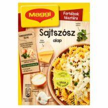 Maggi fortélyok sajtszósz alap 35g