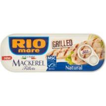 Rio Mare grillezett makréla natúr lében 120g