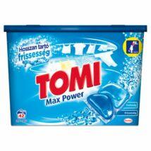 Tomi Max Power mosókapszula fehér világos 42 mosás 840g