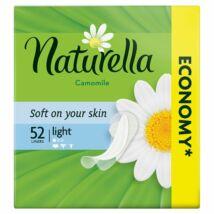Naturella Light Camomile tisztasági betét 52db