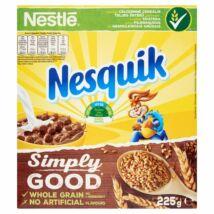 Nestlé Nesquik kakaós ízű ropogós gabonapehely 225g