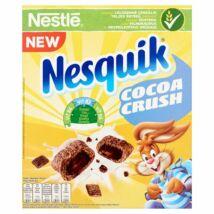 Nestlé Nesquik Kakaós ízű krémmel töltött ropogós gabonapehely 360g