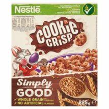 Nestlé Cookie Crisp süti formájú csoki ízű ropogós gabonapehely 225g