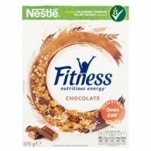 Nestlé Fitness natúr tej és étcsokoládéval bevont gabonapehely 375g