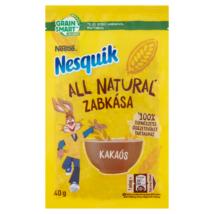 Nestlé Nesquik kakaós zabkása 40g